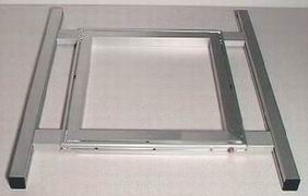 Frame with adapters